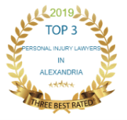 Top 3 Personal Injury Lawyers in Alexandria